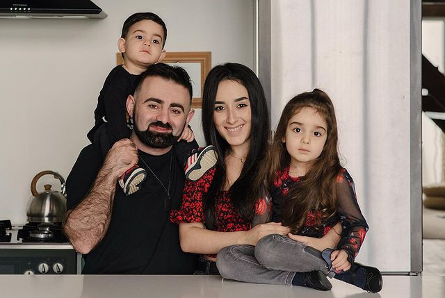арам арзуманян дети фото