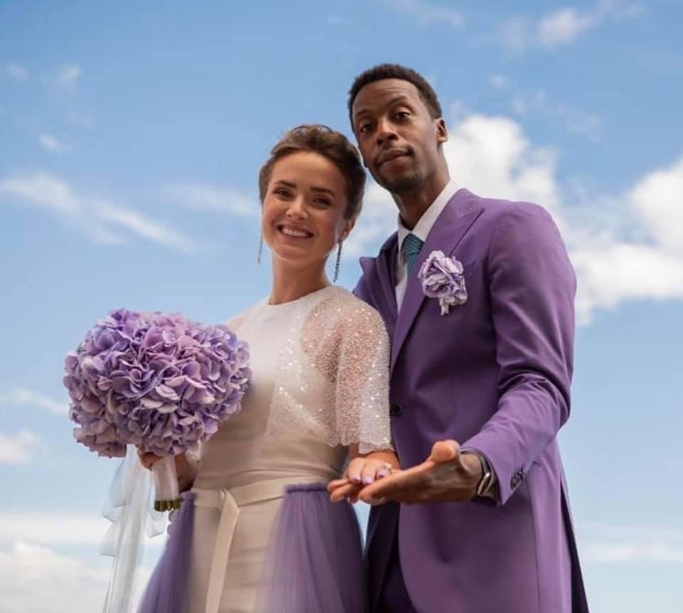 Элина Свитолина вышла замуж