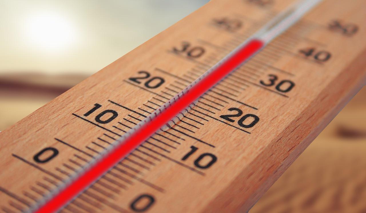 коли спаде спека?