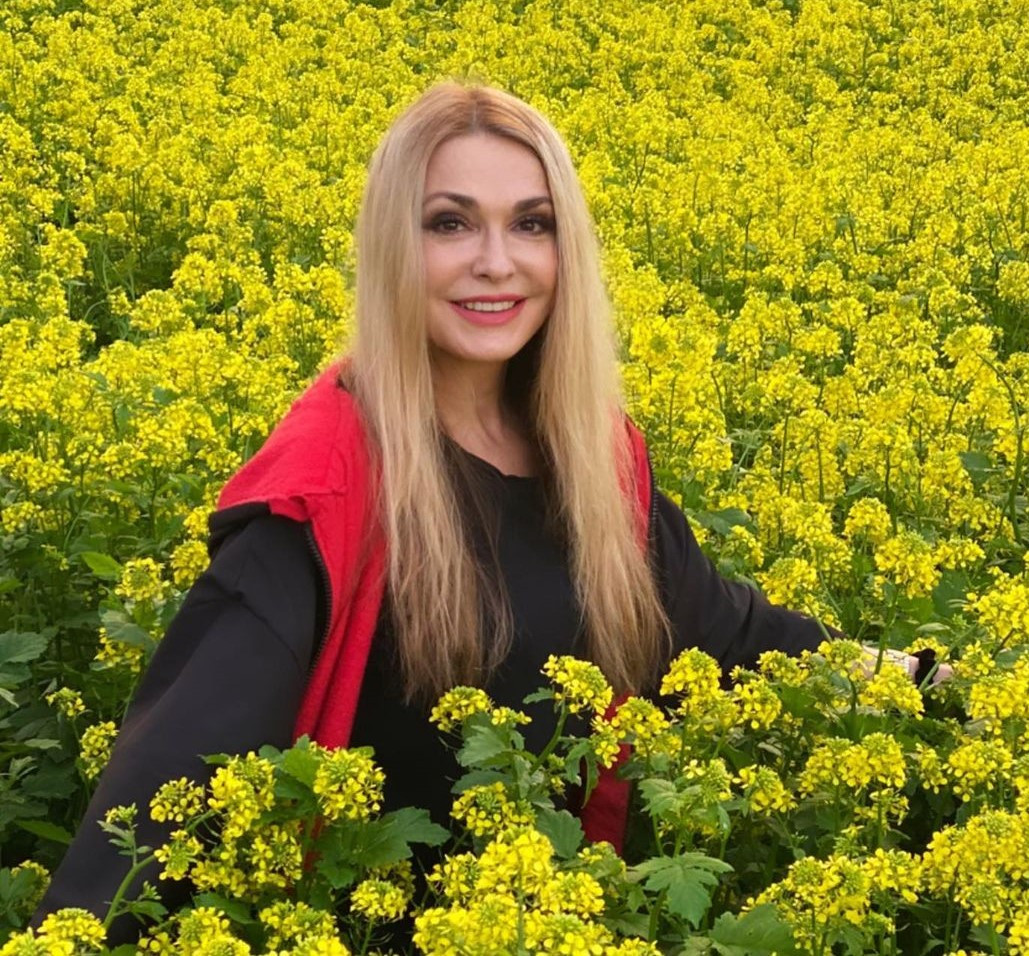 Ольга Сумская о возрасте