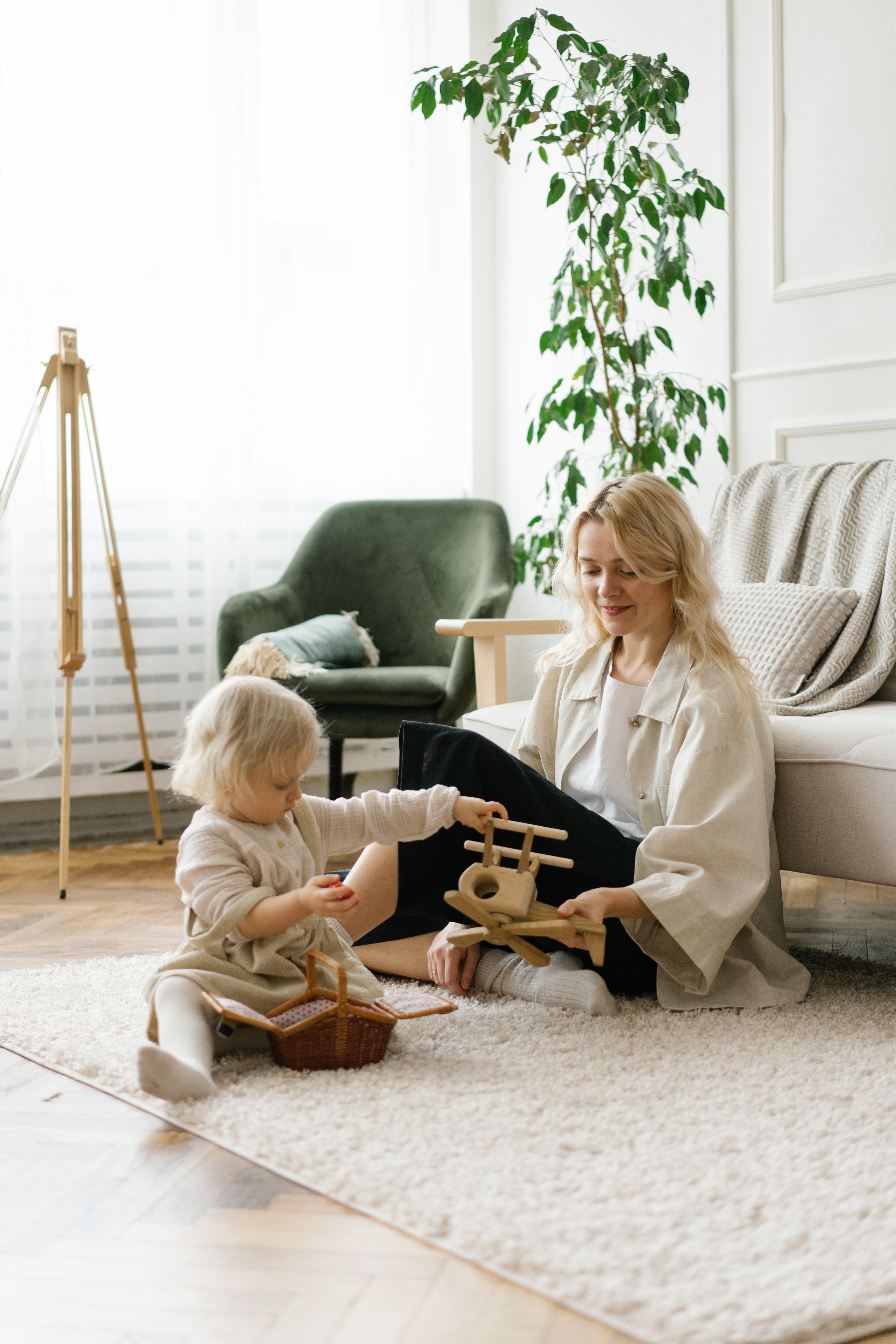 как игрушки влияют на психику ребенка