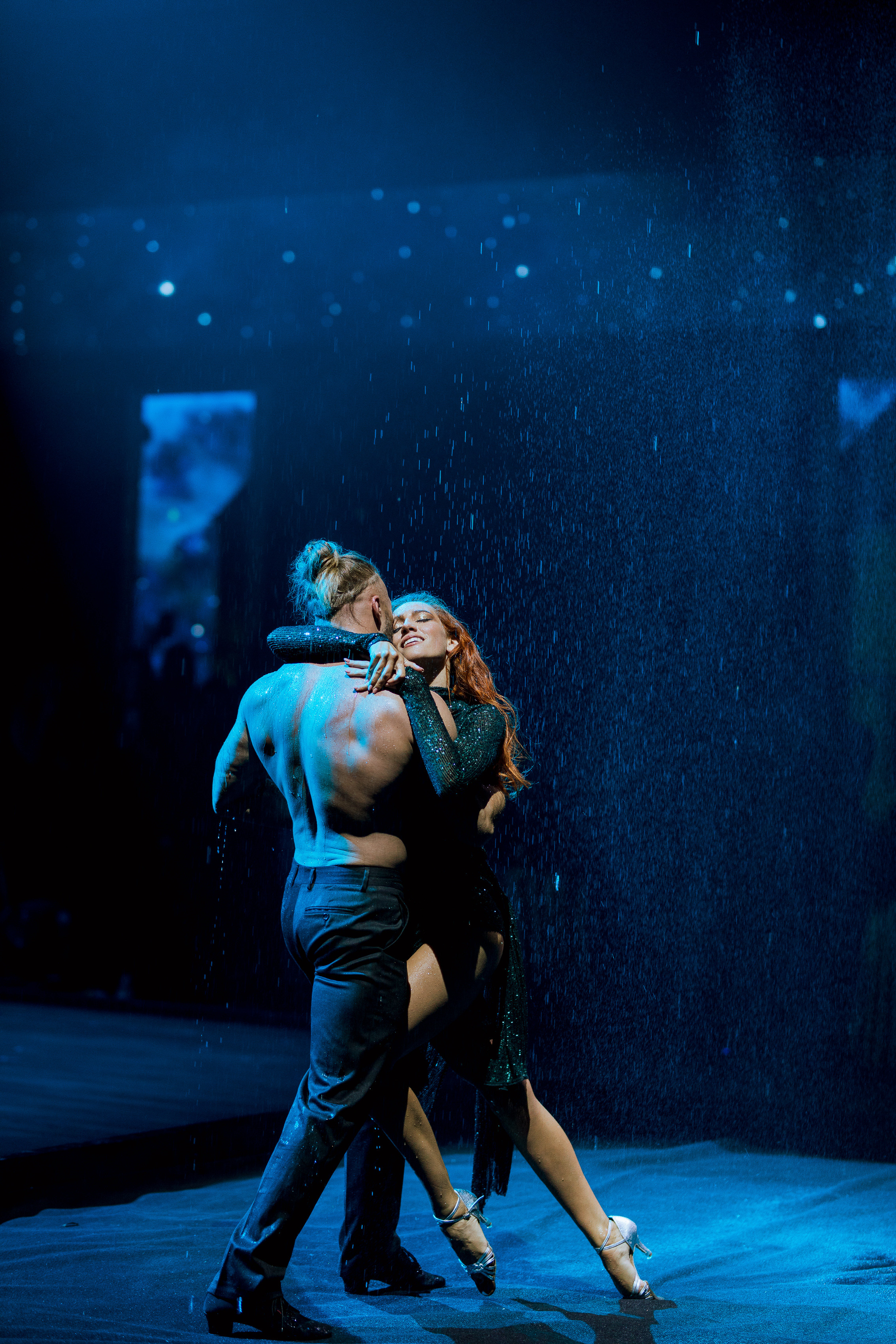 Олексій Суровцев в першому ефірі Танці з зірками