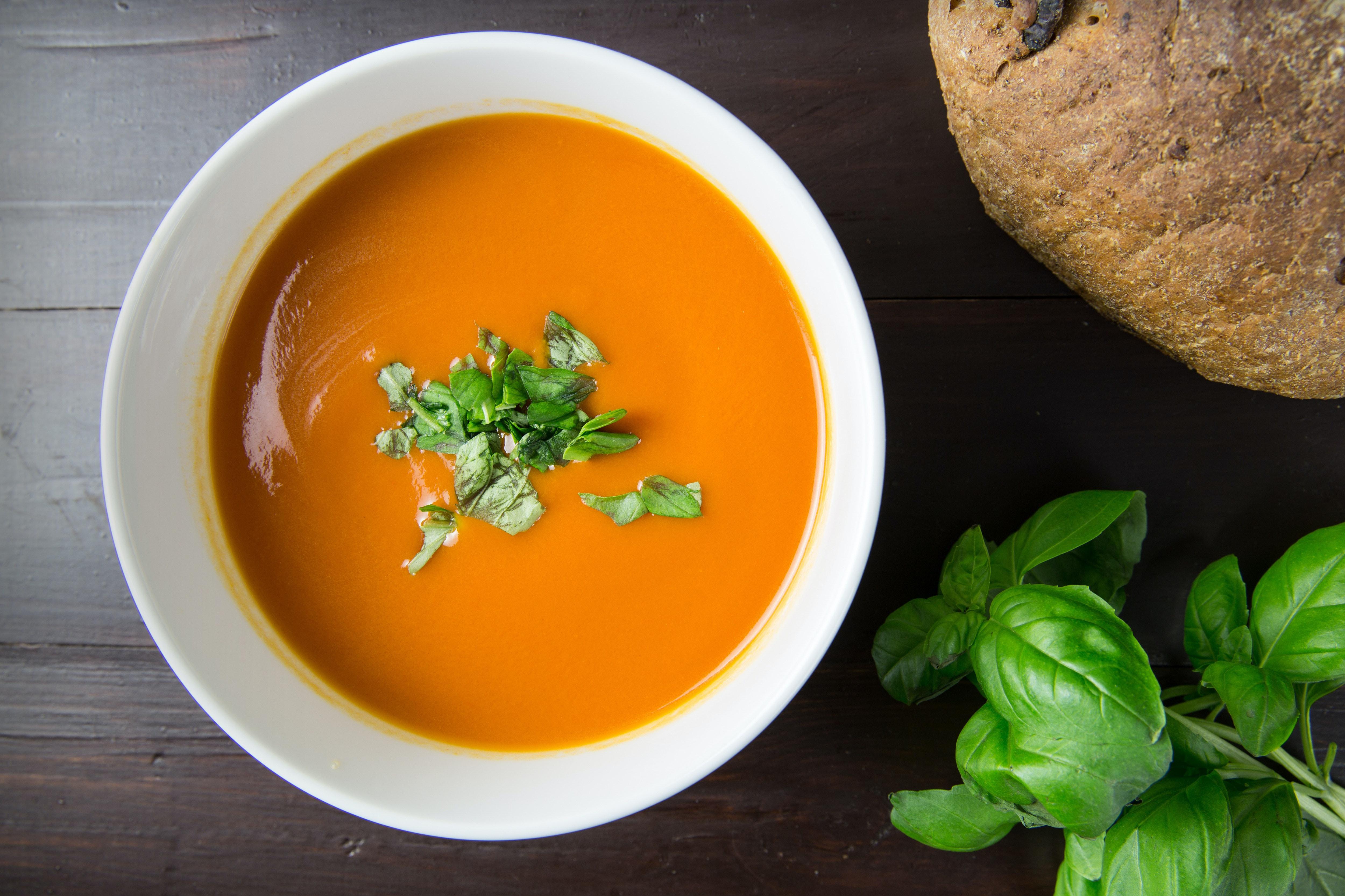 как приготовить крем-суп из тыквы