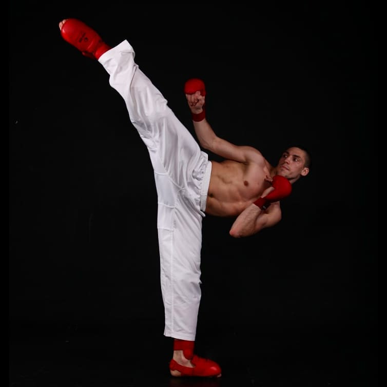 Станислав Горуна о занятиях каратэ