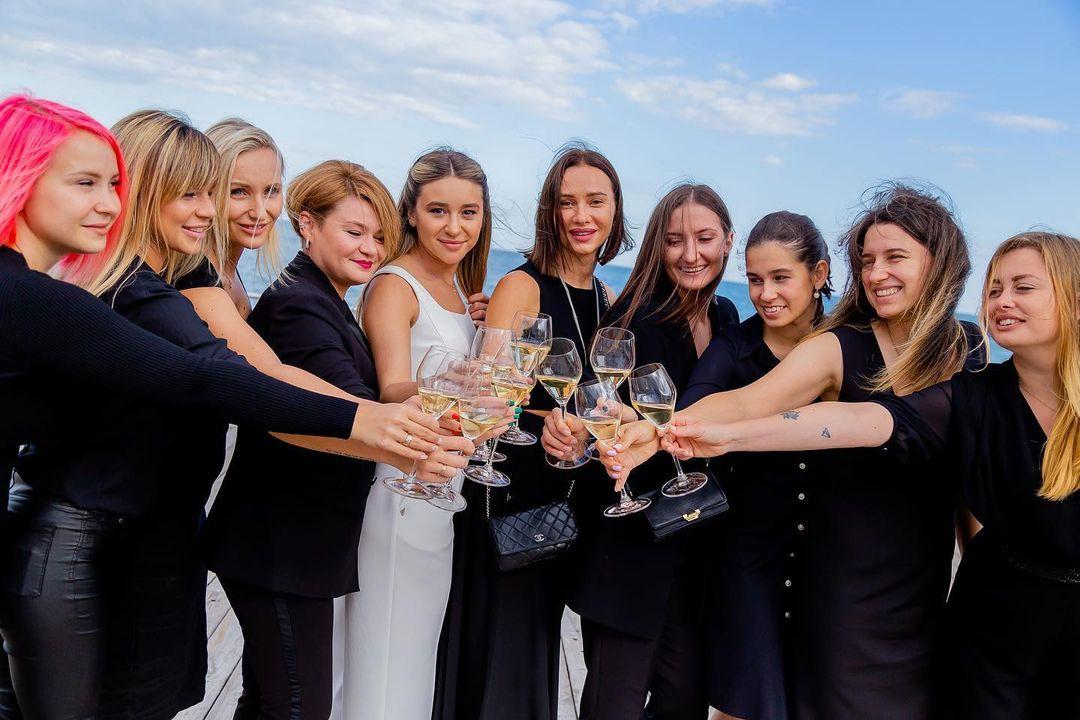 Анжеліка Терлюга весілля