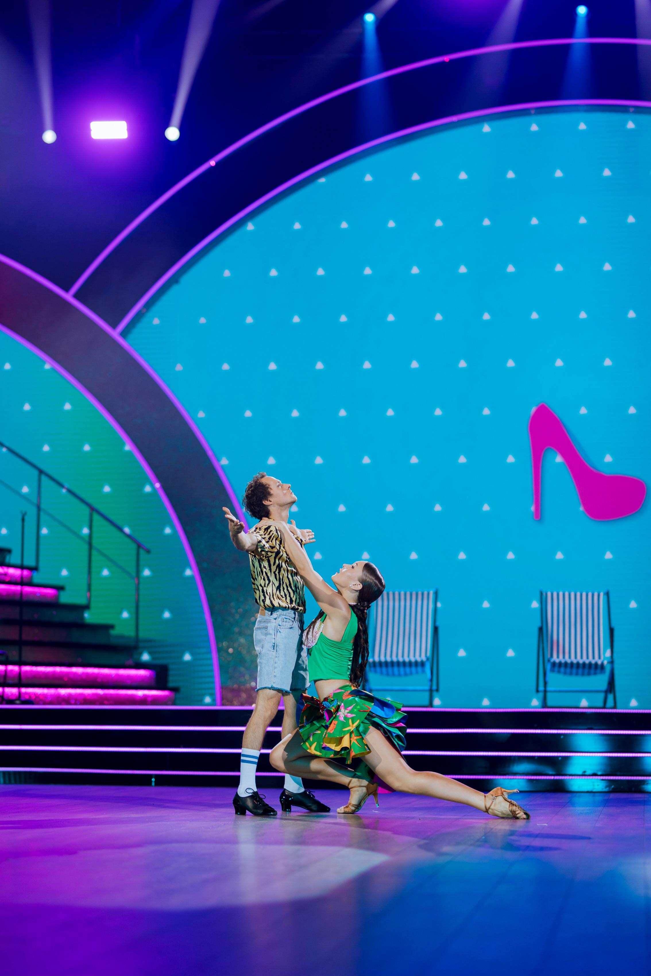 войтенко танці з зірками