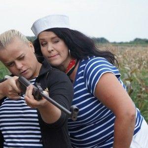 Руслана та зіркові хореографи Дікусар-Шоптенко у пошуках краси