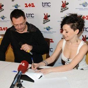 Наталка Гордієнко підписала контракт з компанією Universal Music