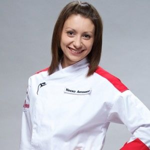 Антоніна Носко: кинула кар'єру в Києві та поїхала до Франка готувати для душі