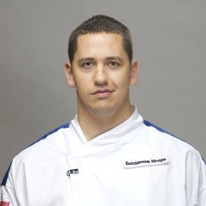 Ігор Богданов: чемпіон СНГ з рукопашного бою тепер воює на кухні