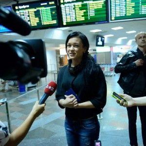 """Марія Яремчук повернулася з """"Нової хвилі"""" та дала ексклюзивне інтерв'ю """"ТСН"""""""