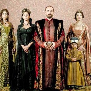 Турецька версія Роксолани стартує на 1+1 з 8 жовтня