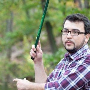 Руслан Сенічкін жертвує сном заради рибалки