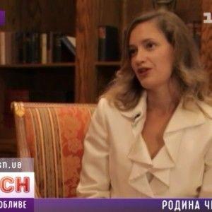 Дружина Павла Лазаренка дала своє перше інтерв'ю журналісту ТСН