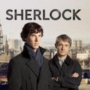 """Сьогодні стартує """"Шерлок""""! Серія: """"Етюд у рожевих тонах"""""""