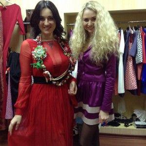 """Соломія Вітвіцька буде вести """"Карнавалію"""" в сукні від відомої дизайнерки"""