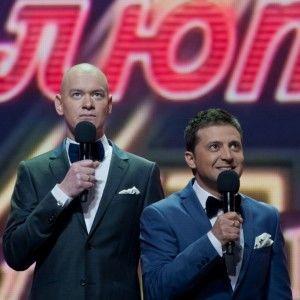 Могилевська присвятила пісню Зеленському на концерті 1+1