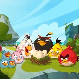 Мультфільм Angry Birds стартує на 1+1!