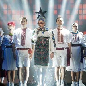 На концерті 1+1 Сердючка заспівала пісню Кіркорова