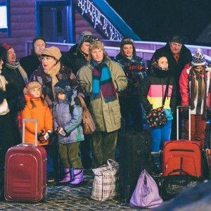 """""""Свати-6"""": вся родина шаленіє в горах"""