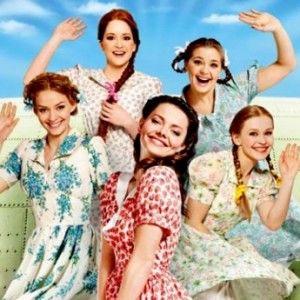 """Дивіться сьогодні комедію """"5 наречених"""". Так кохають лише переможці!"""