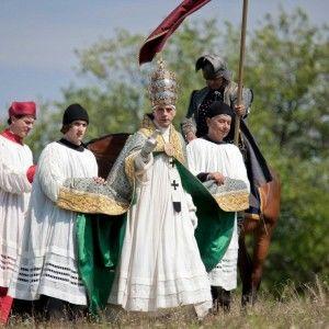"""""""Борджіа"""", 11 серія. Джулія і Вітторія вирушають у тур по злиденному Риму"""