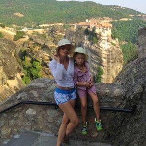 Лідія Таран провела відпустку з найкращим напарником