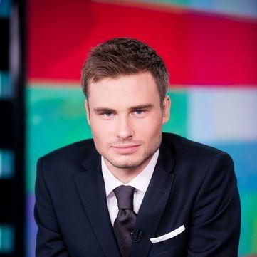Єгор Гордєєв став новим ведучим ТСН