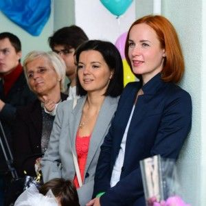 Марічка Падалко та Юлія Бориско стали мамами-однокласницями