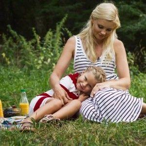 Лідія Таран показала 5-річну доньку-спортсменку