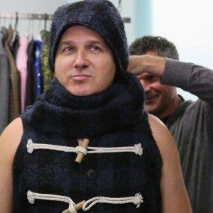 У Горбунова буде найтепліший образ на Ukrainian Fashion Week