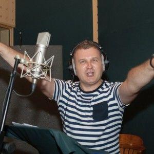 """Юрій Горбунов озвучив головного героя мультфільму """"Мінлива хмарність, часом фрикадельки"""""""