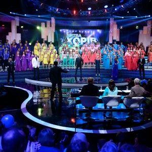 """Учасники """"Битви хорів"""" розпочинають боротьбу на великій сцені"""