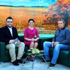 Сергій Жигунов зустрівся з Русланом Сенічкіним та Людмилою Барбір