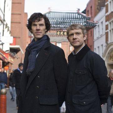 Шерлок Холмс. 1 і 2 серії. Знайомство доктора Вотсона з Шерлоком Холмсом