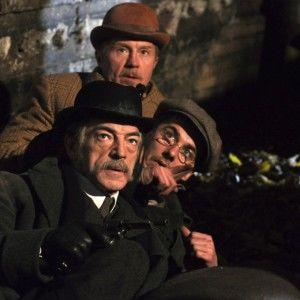 Шерлок Холмс. 3 і 4 серії. Вотсон розкриває вбивство Пітера Смолла