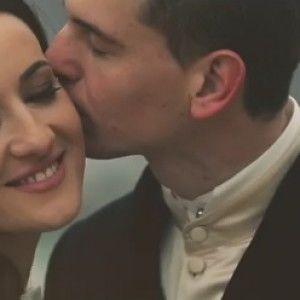 """Вітвіцька """"зустріла"""" мереживну сукню своєї мрії ще задовго до весілля"""