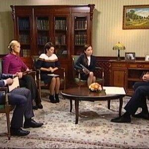 Віктор Янукович дав інтерв'ю про ситуацію в країні