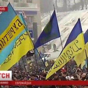Бійці внутрішніх військ покинули Майдан - ТСН