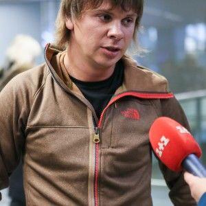Дмитро Комаров під час онлайн-конференції дав поради мандрівникам-початківцям