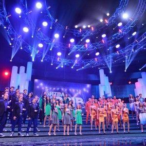 """Новорічний напівфінал """"Битви хорів"""" на 1+1!"""