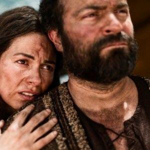 Біблія. 1 серія. На Землі панує страшний шторм