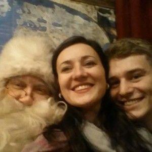 Соломія Вітвіцька переконалася, що Дід Мороз існує