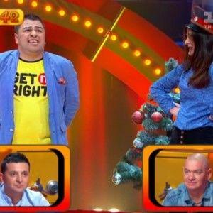 Невгамовна пара з Тернополя виграла у коміків 100 тисяч!