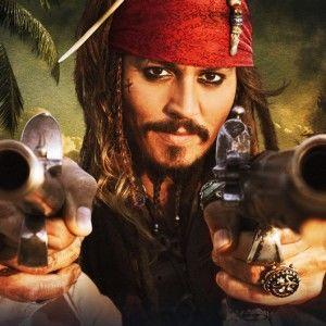 Джонні Депп і натовп піратів взяли на абордаж 1+1