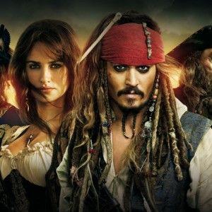 """Дивіться з понеділка по четвер усі 4 частини """"Піратів Карибського моря"""" (ВІДЕО)"""