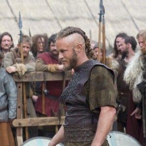 Вікінги. 8 серія. Вікінги хочуть принести велику жертву богам