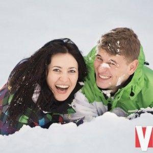 Соломія Вітвіцька з чоловіком нарешті влаштували весільну подорож (ФОТО)