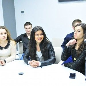 """Львівський хор планує записати пісню в Михайлівському соборі і мріє про """"Євробачення"""""""