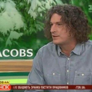 """Кузьма """"Скрябін"""" просить депутатів стати щитом на Майдані - """"Сніданок з 1+1"""""""
